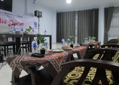 Grand Mutiara Hotel Pangandaran Ruangan Meeting