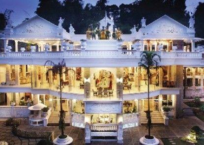 Grand Paradise Hotel Eksterior