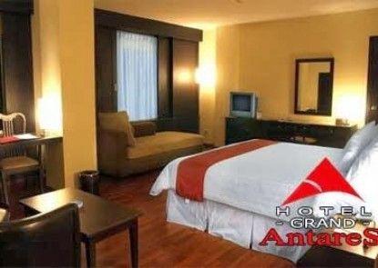 Grand Antares Hotel Medan Teras