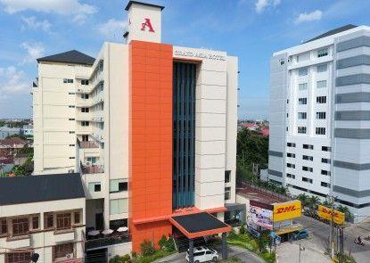 Grand Asia Hotel Makassar Eksterior