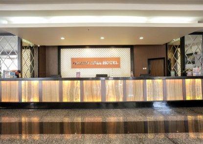 Grand Asia Hotel Makassar Lobby
