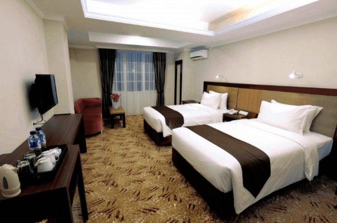 Grand Asrilia Hotel Convention & Restaurant, Bandung