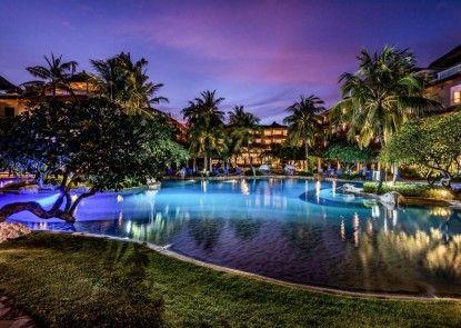 Hotel Nikko Bali Benoa Beach Kolam Renang