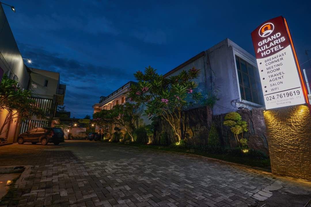 Grand Aularis Hotel, Semarang