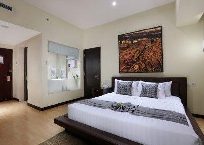 Grand Candi Hotel Semarang Teras