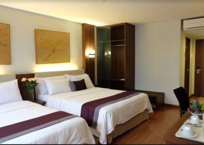 Grand Cemara Hotel Teras