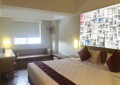 Grand Cordela Hotel Bandung Kamar Tamu