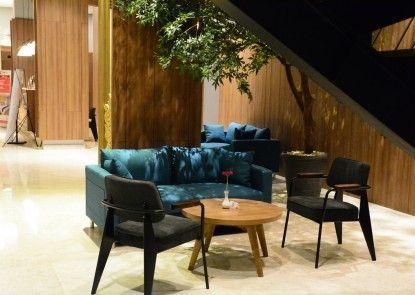 Grand Cordela Hotel Bandung Lounge Eksekutif