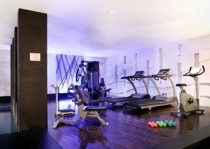 Grand Delta Hotel Medan Ruangan Fitness
