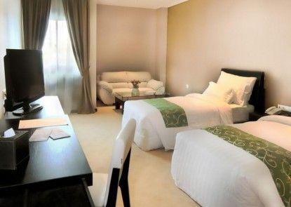 Grand Delta Hotel Medan Kamar Tamu