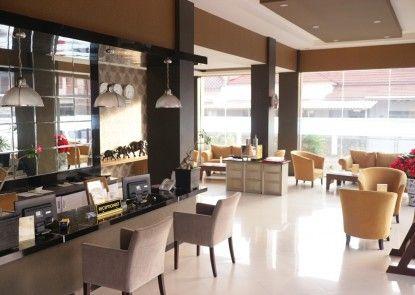 Grand Dian Boutique Hotel Cirebon Teras