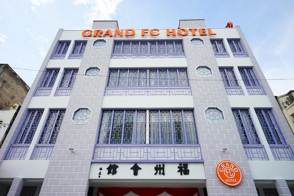 Grand FC Hotel @ Argyll Road, Pulau Penang