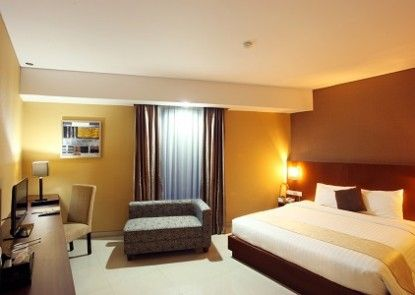 Grand Hatika Hotel Kamar Tamu