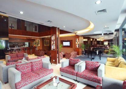 Grand Hatika Hotel Lobby