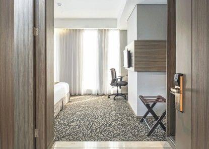 Grandhika Hotel Jakarta Kamar Tamu
