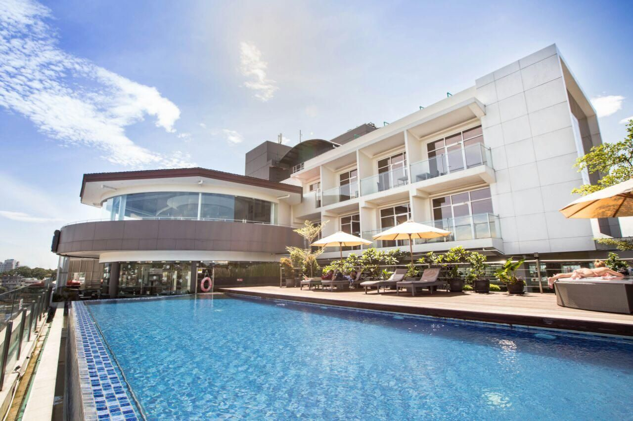 Grandia Hotel Cihampelas