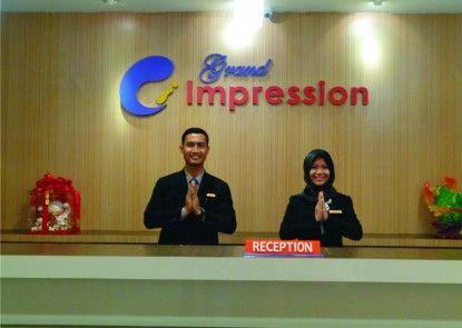 Grand Impression Hotel Medan Penerima Tamu