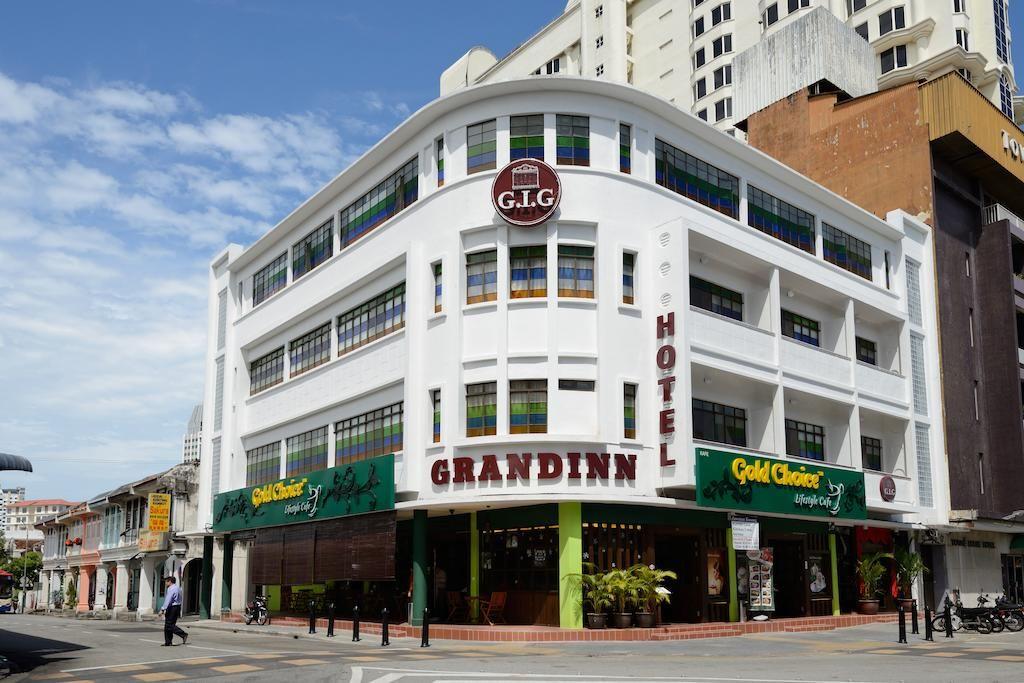 Grand Inn Hotel Penang Road, Pulau Penang