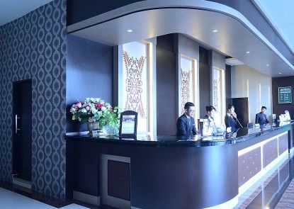 Grand Kanaya Hotel Medan Teras