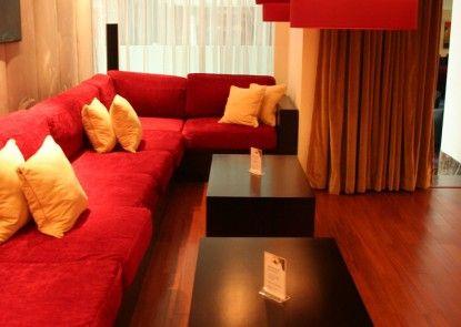 Grandkemang Hotel Lounge