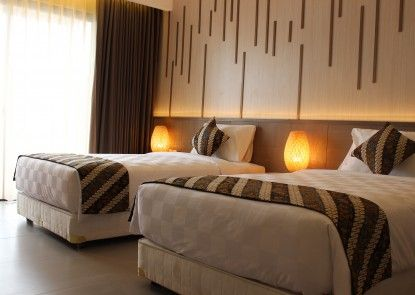 Grand Laguna Hotel & Villa Solo Kamar Tamu