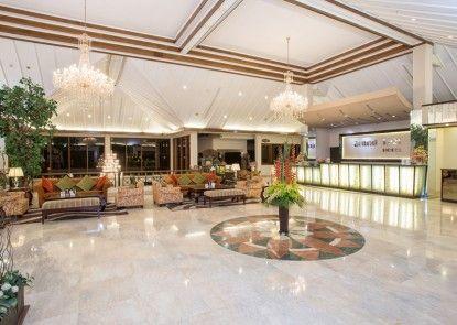 Grand Legi Hotel  Mataram Lombok Lobby