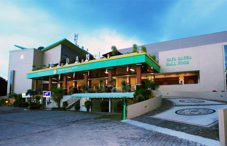 Grand Madani Hotel by Prasanthi Syariah, Mataram