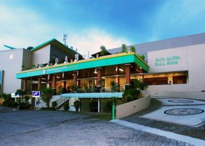 Grand Madani Hotel by Prasanthi Syariah Eksterior