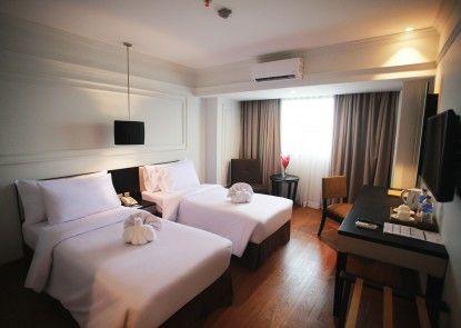 Grand Mahkota Hotel Kamar Tamu