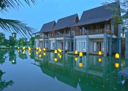 Grand Mega Resort & Spa Cepu Teras