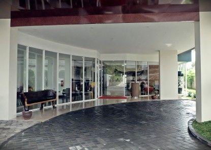 Grand Orchid Hotel Yogyakarta Pintu Masuk