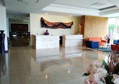 Grand Orchid Hotel Yogyakarta Penerima Tamu
