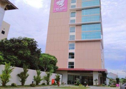 Grand Orchid Hotel Yogyakarta Eksterior
