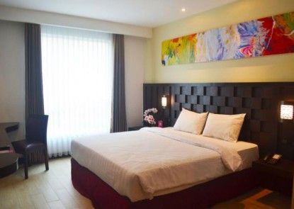 Grand Orchid Hotel Yogyakarta Kamar Tamu