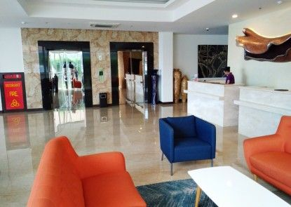 Grand Orchid Hotel Yogyakarta Lobby