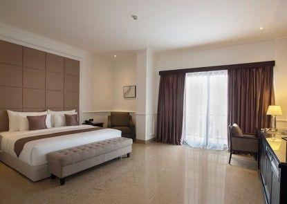 Grand Palace Hotel Sanur - Bali Teras