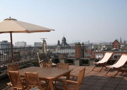 Grand-Place Lombard Penthouse