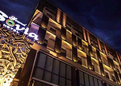 Grand Sovia Hotel Eksterior
