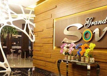 Grand Sovia Hotel Lobby