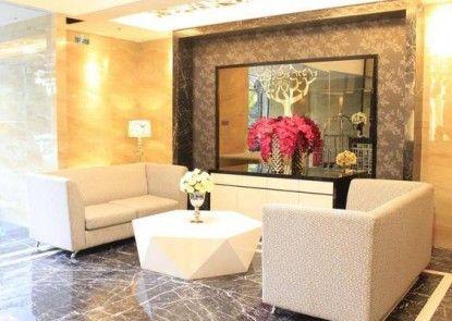 Grand Viveana Lobby