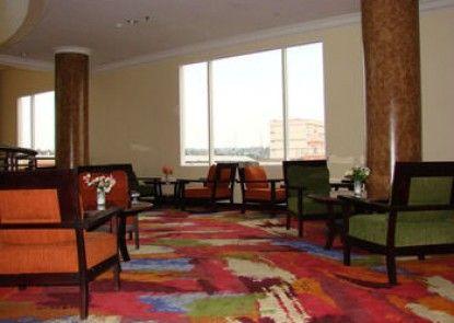 Grand Wahid Hotel Salatiga Teras
