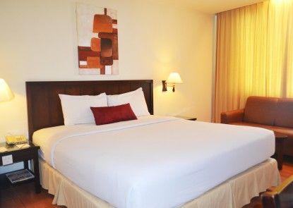 Grand Zuri Hotel Dumai Teras