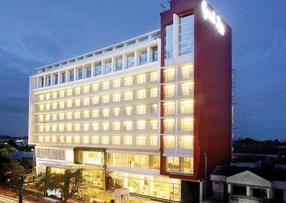 Grand Zuri Hotel Palembang Eksterior