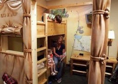 Great Wolf Lodge Concord Charlotte Teras