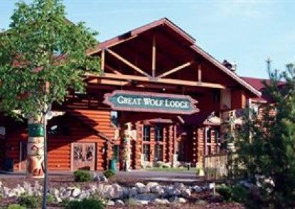 Great Wolf Lodge Traverse City Teras