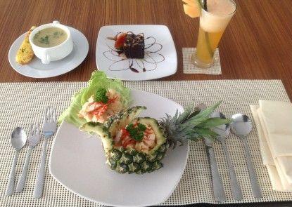 Green Villas Hotel and Spa Bali Rumah Makan