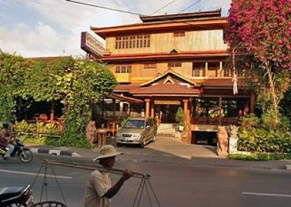 Green Garden Hotel & Spa Teras