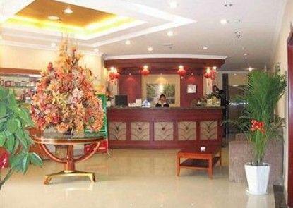 GreenTree Inn Zhenjiang West Zhongshan Road Hotel Teras