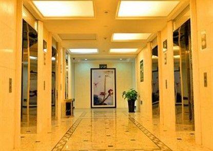 GreenTree Alliance Shanghai Anting Subway Station Hotel