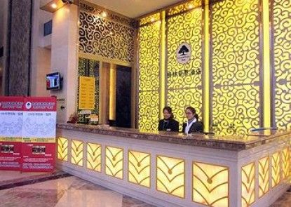 GreenTree Inn Changzhou Liyang Pingling Square Business Htl